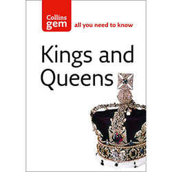 Kings and Queens Collins Gem guide