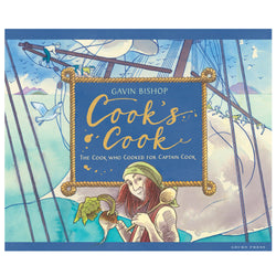 Cook's Cook by Gavin Bishop Hardcover