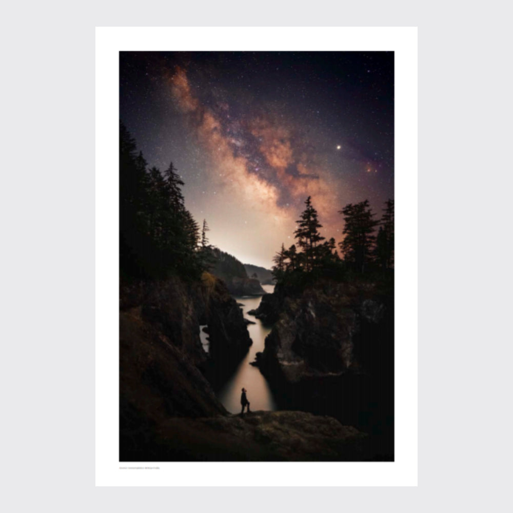 Insight Investment Astronomy Photographer of the Year 2020: Cosmic Contemplation A3 Print -