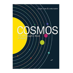 Cosmos - The Infographic Book of Space