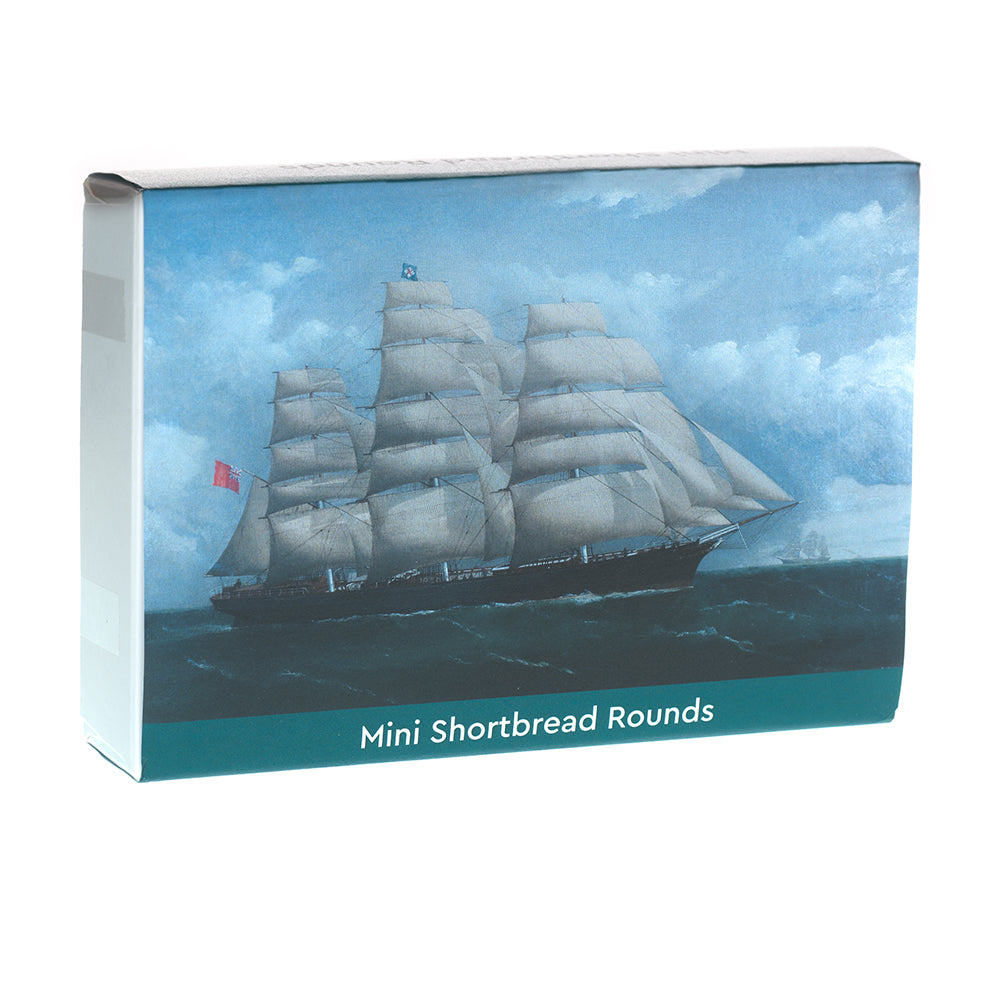 Cutty Sark Tudgay Shortbread Rounds