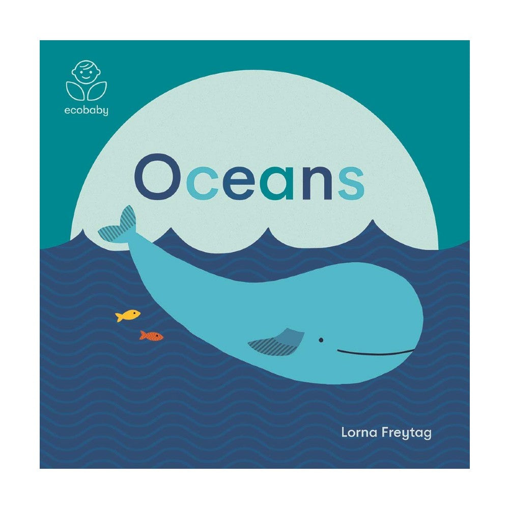 Eco Baby Oceans cover