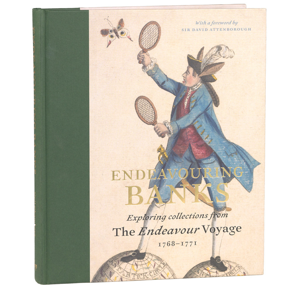 Endeavouring Banks Book