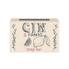 Gin and Tonic Soap Bar