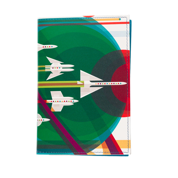 Grand Tour NASA Passport Cover