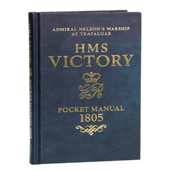 HMS Victory Pocket Manual