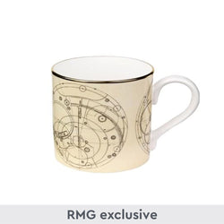 Mug with Harrison H4 Drawing