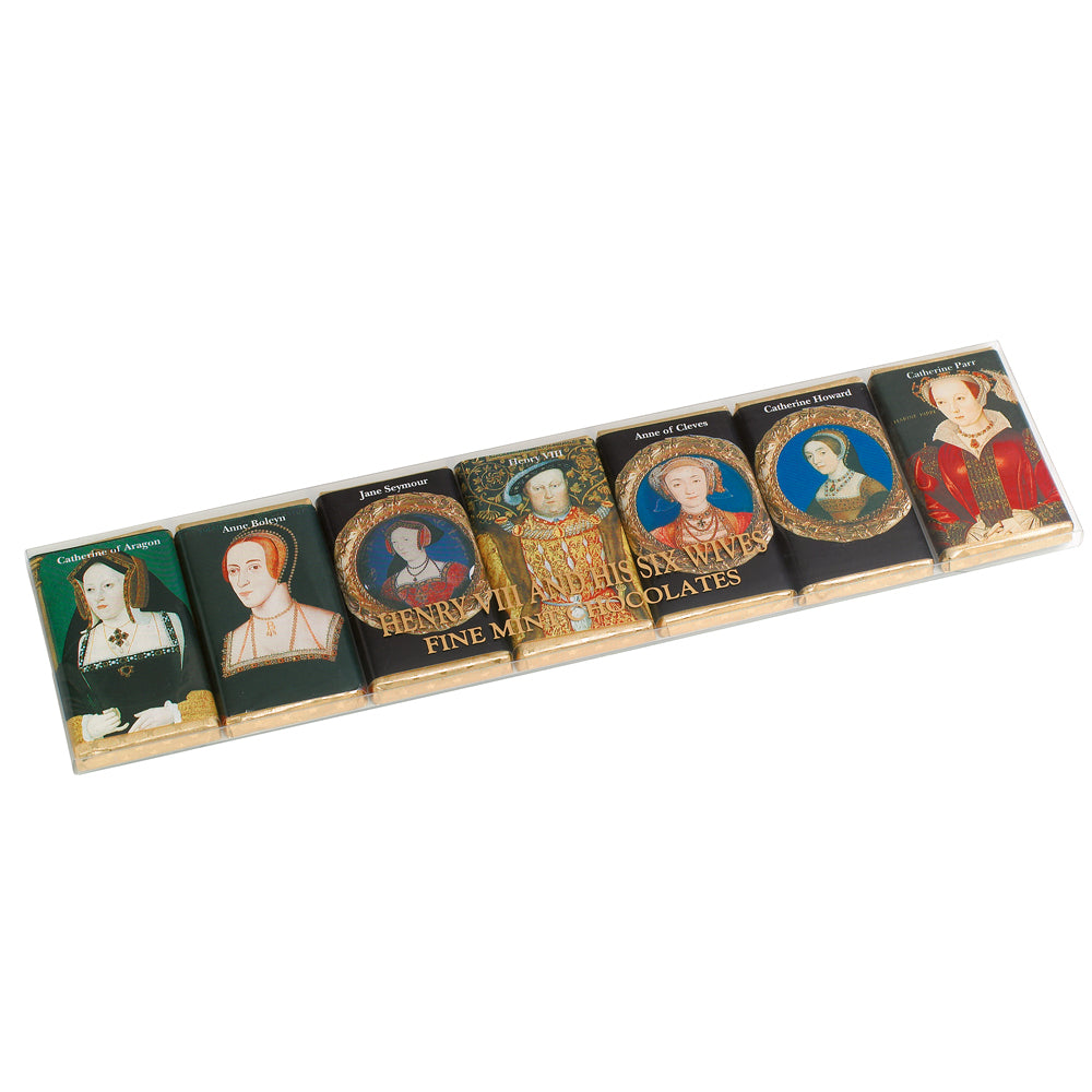 Henry VIII & His Wives Chocolates