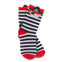 Baby and Toddler Pirate Socks
