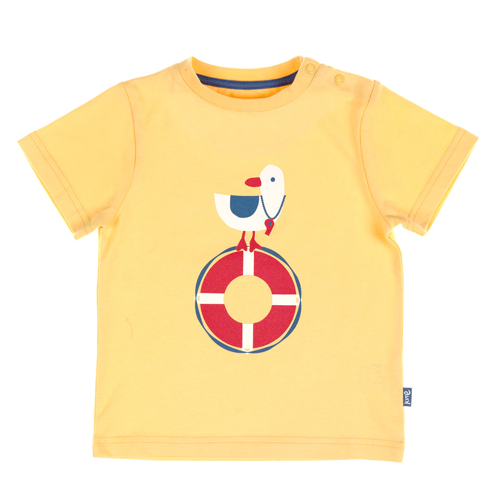 Kids Seagull Sea Watch T-Shirt