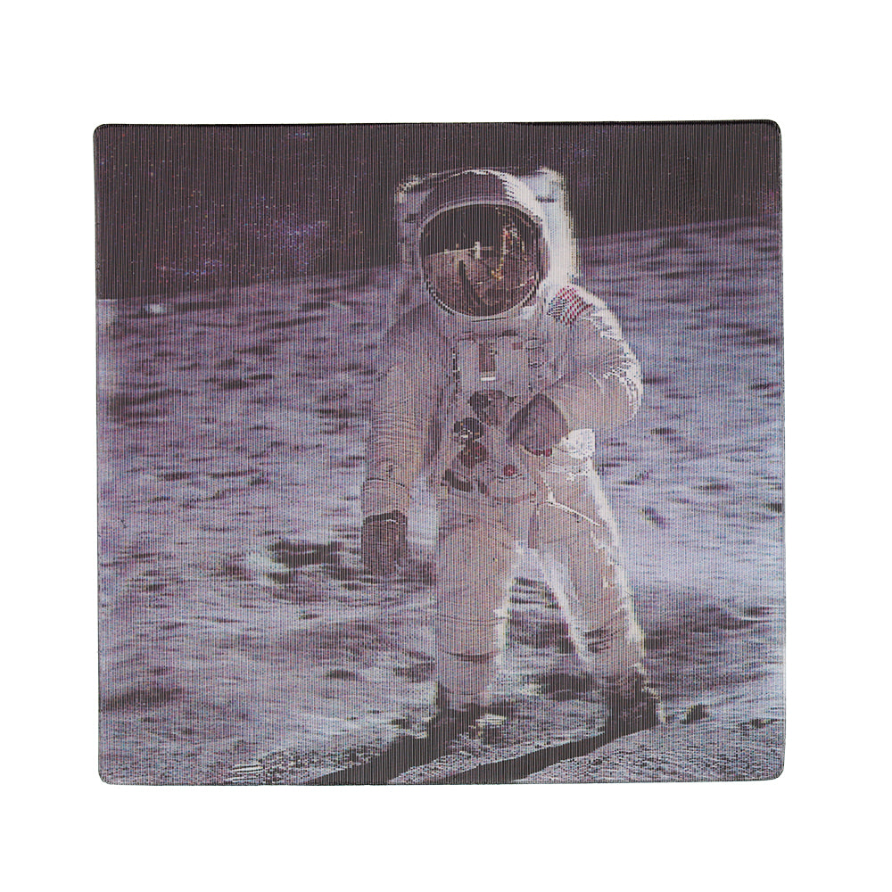 Man on the Moon 3D Magnet