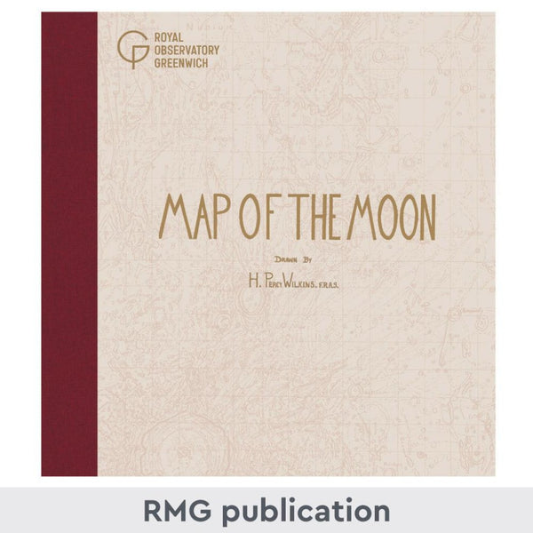 Map of the Moon Book cover image