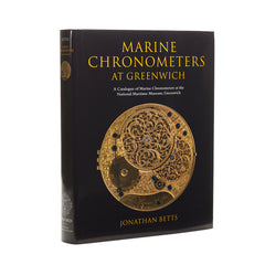 Marine Chronometers at Greenwich cover