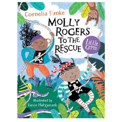 Molly Rogers to the Rescue by Cornelia Funke, children's book