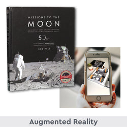 Missions to the Moon (Augmented Reality)