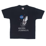 NASA Rocket Scientist Kid's T Shirt