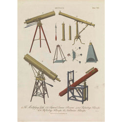 Telescopes & Optics Small Print