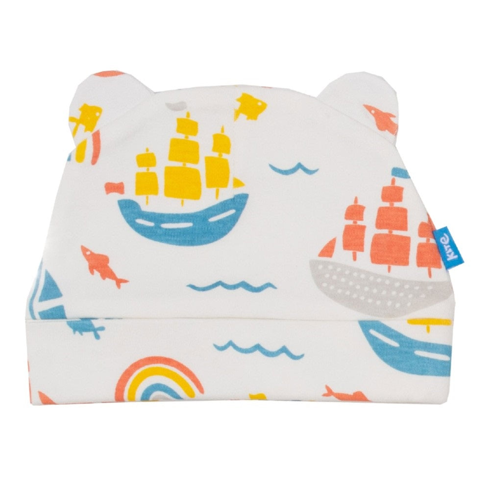 Organic Cotton Baby's Ship Ahoy Hat