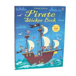 Pirate Sticker Book