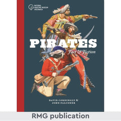Pirates - Fact and Fiction by David Cordingly and John Falconer cover