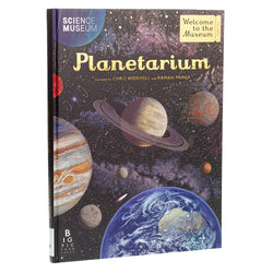 Planetarium adults edition book