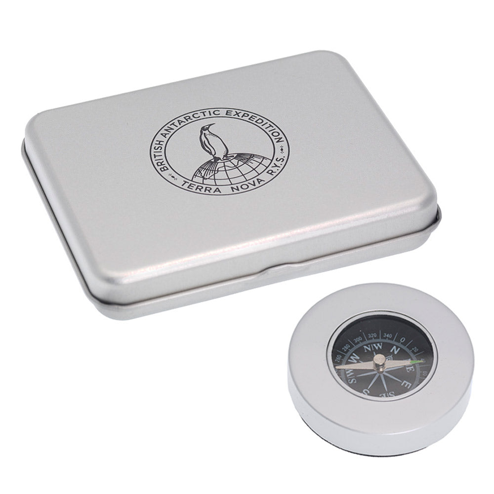 Terra Nova Antarctic Expedition Compass