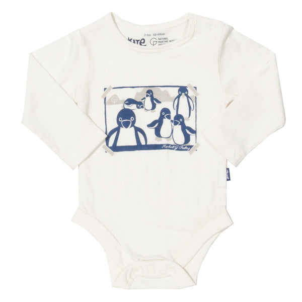 Organic cotton Ponko bodysuit