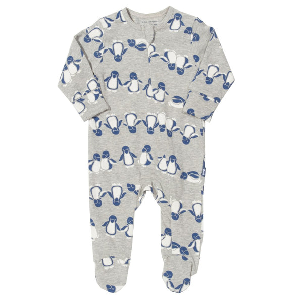 Organic cotton ponko sleepsuit