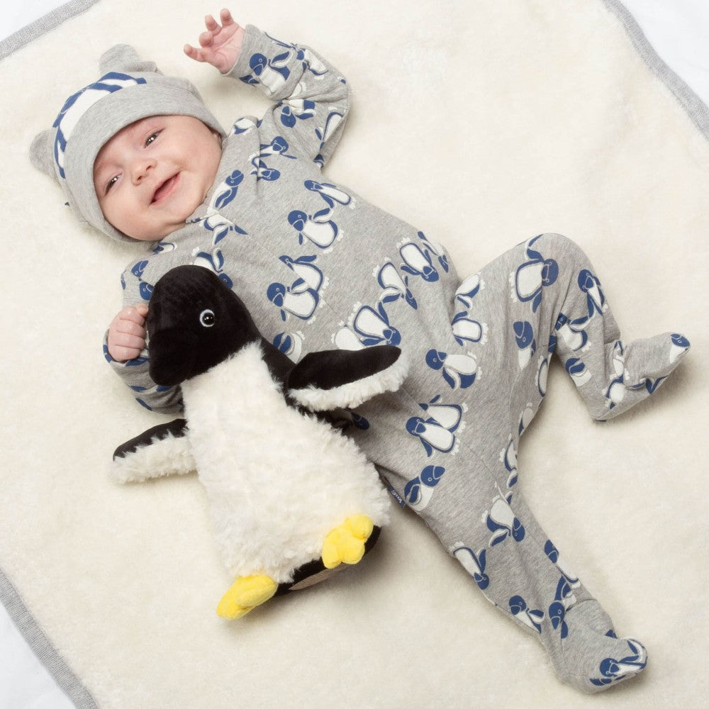 Organic Cotton Ponko Sleep Suit