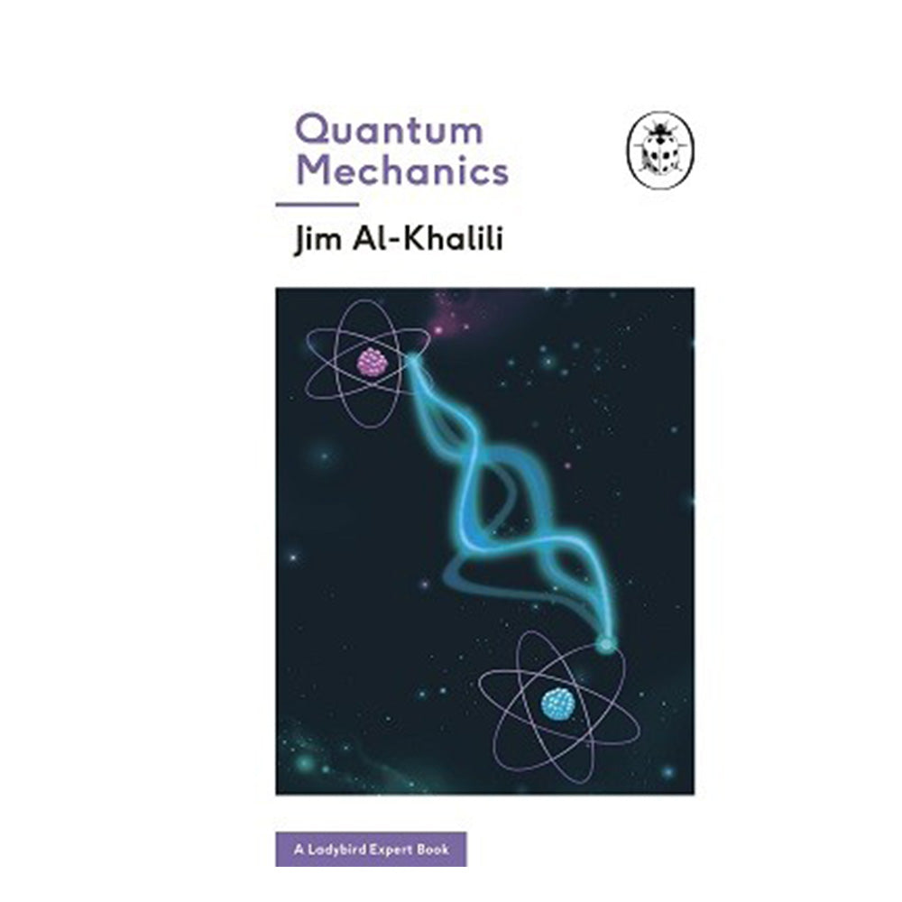 Quantum Mechanics book cover