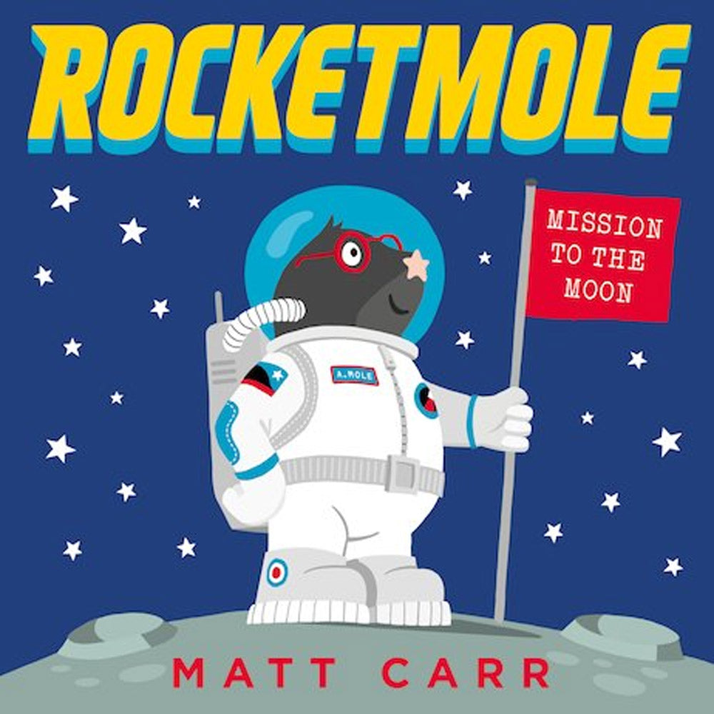 Rocketmole: Mission to the Moon