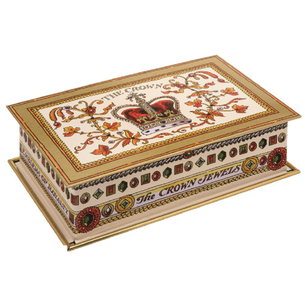 Emma Bridgewater Crown Jewels Royal Biscuit Tin