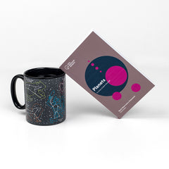 Royal Observatory Greenwich Illuminates: Planets by Dr Emily Drabek-Maunder and star mug
