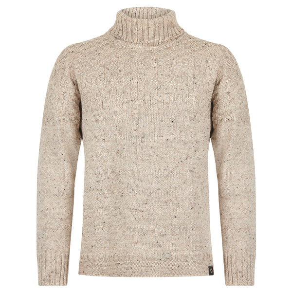 Shackleton Natural Wool Jumper