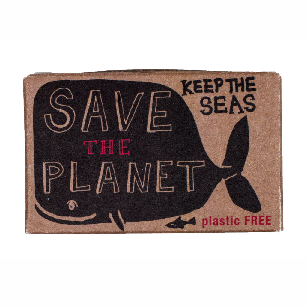 Earth Collection Save The Planet Soap Bar -