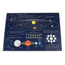 300 piece Solar System Jigsaw Puzzle made