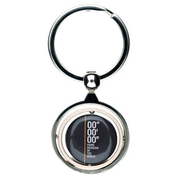 Zero Degrees Spinny Keyring