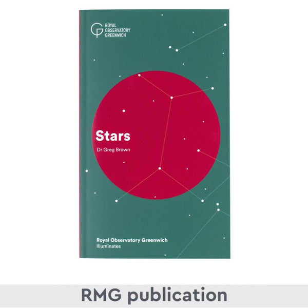 Royal Observatory Greenwich Illuminates: Stars by Dr Greg Brown front cover