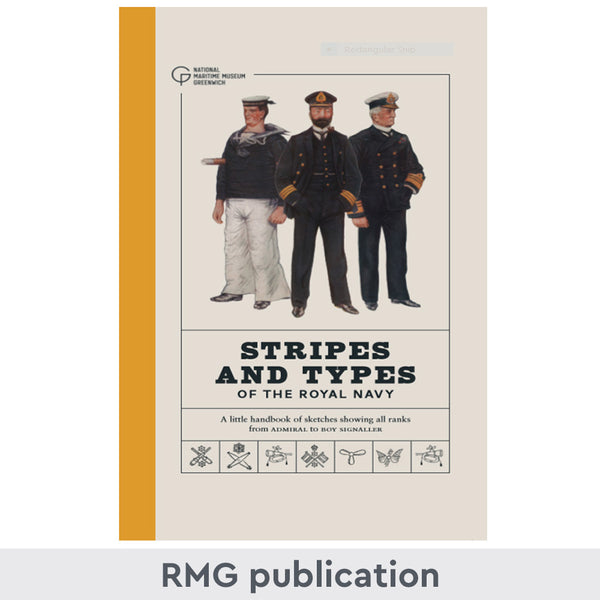Stripes and Types of the Royal Navy