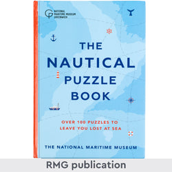 The National Maritime Museum Nautical Puzzle Book by Dr Gareth Moore