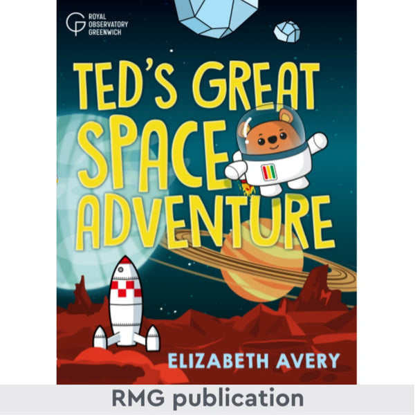 Ted's Great Space Adventure Book