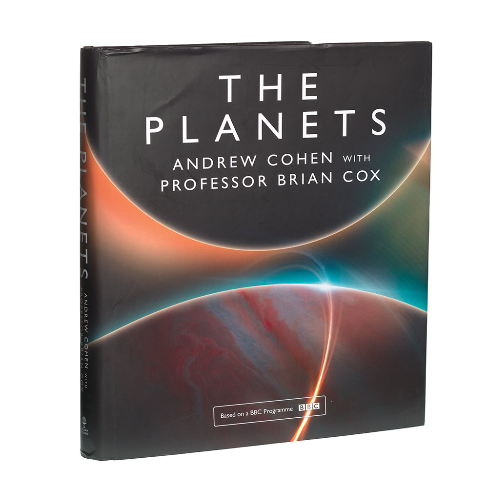 The Planets By Professor Brian Cox and Andrew Cohen