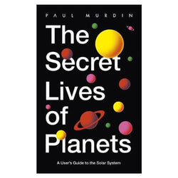 Secret Lives of Planets front cover