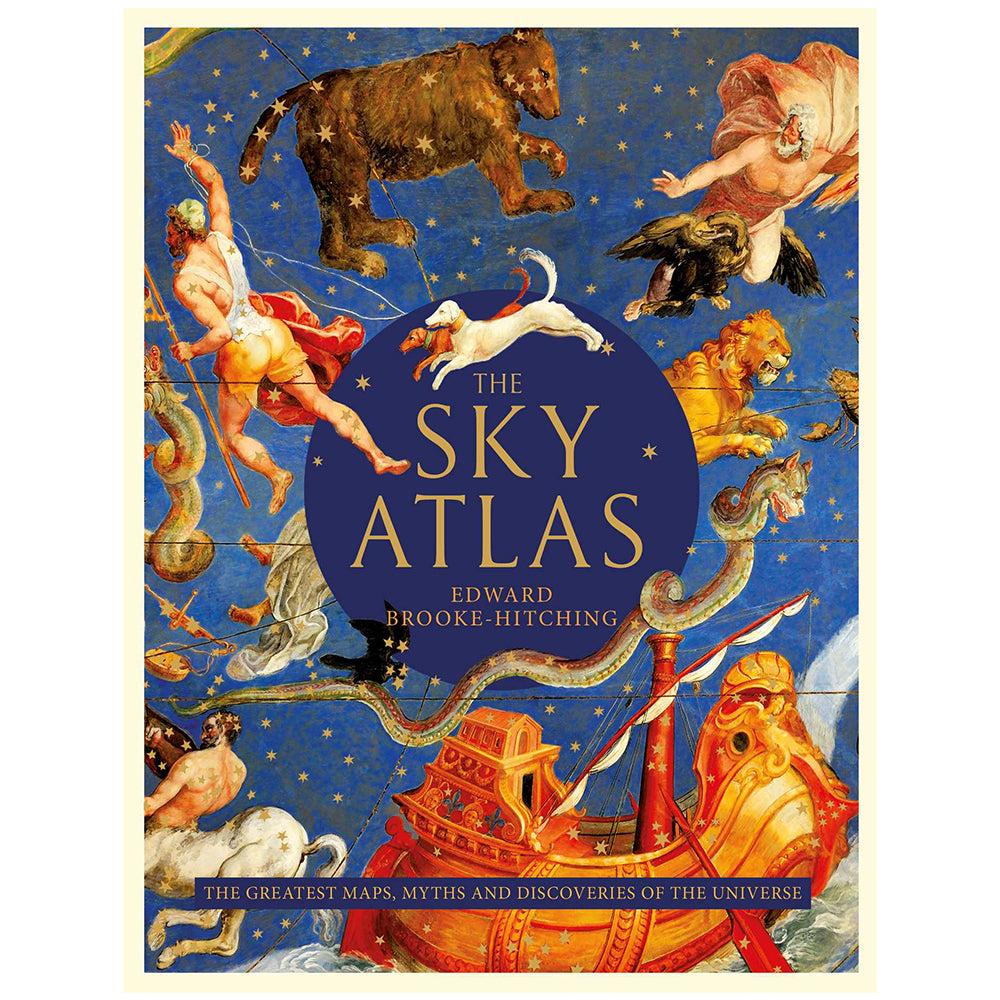 The Sky Atlas by Edward Brooke-Hitching