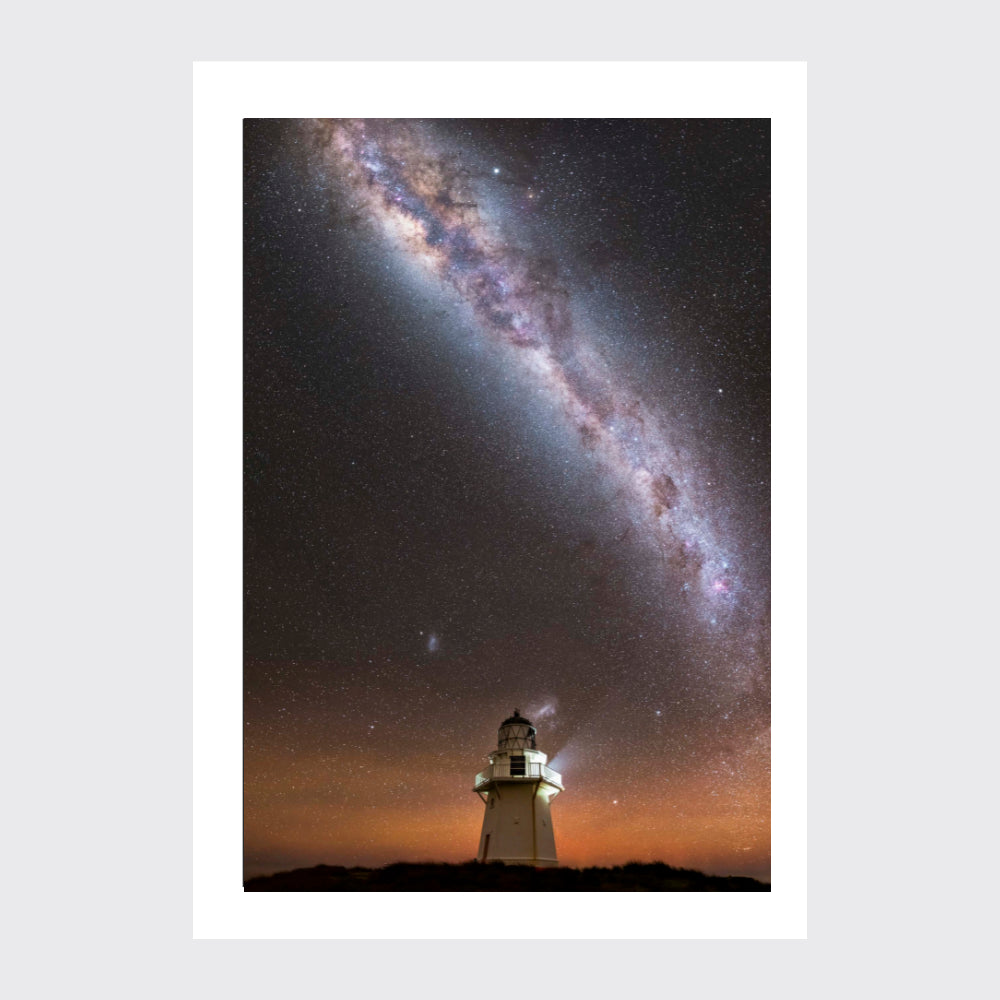 To the lighthouse print