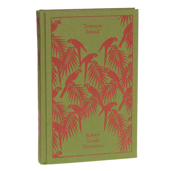 Treasure Island clothbound book