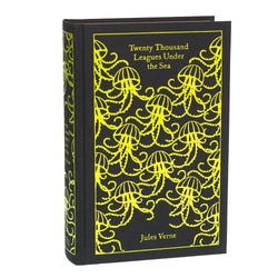 Twenty Thousand Leagues Under the Sea clothbound book