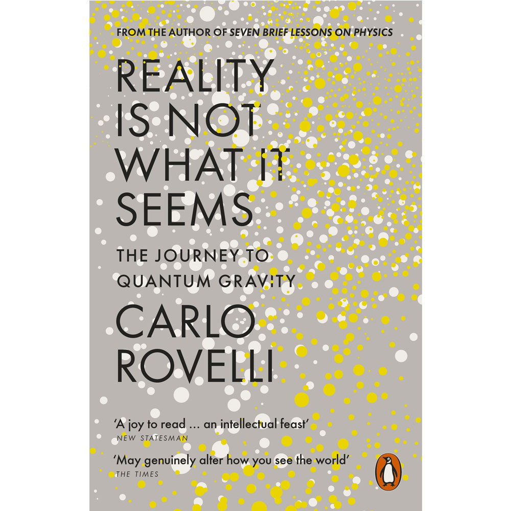 Reality Is Not What It Seems PB