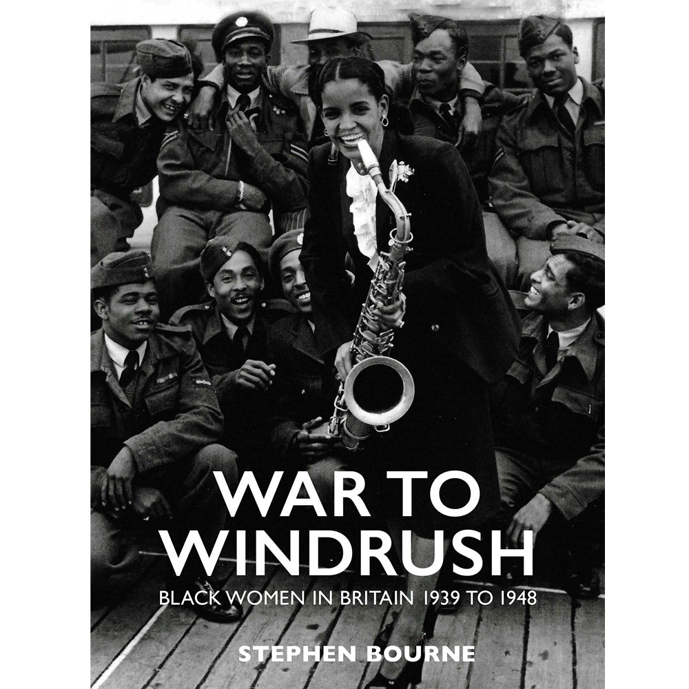 War to Windrush: Black Women in Britain 1939 to 1948