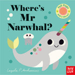 Where's Mr Narwhal